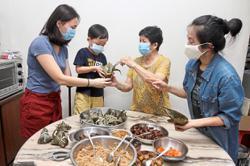 Bonding art of bak chang