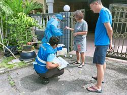 Mass testing in Ampang after malaria detected