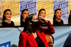 AOC and other U.S. liberals, minorities gain in U.S. congressional primary races