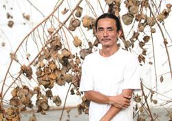 Lockdown camper: Malaysian artist/farmer takes refuge at art spaces in KL