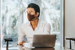 Vietnamese company makes face masks from coffee grounds