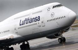 Saving Lufthansa