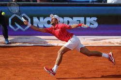 Images from Adria Tour 'disappointing', says Wimbledon chief