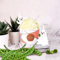 Local ice-cream brand Frozen's has launched a petai ice-cream