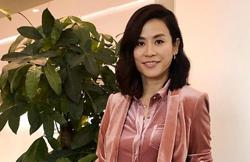 HK actress Jessica Hester Hsuan remains vigilant over pandemic