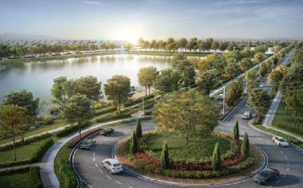 Iringan Bayu emphasises safety, modern design and a nature living concept.