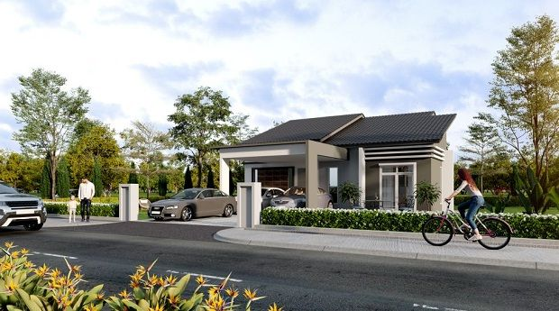Exclusive living comes to Kedah at Yarra Park.