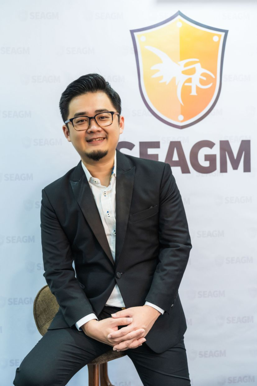 'I noticed young people in big cities tend to have more expectations and demands in terms of salary, benefits, and career progression. Small town young people are more contented. Because of that, some don't have the curiousity to explore and learn new things,' says Tommy Chieng. — Stanley Chan/SEA Game Mall