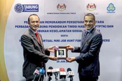 Virtual job hunt to help PTPTN borrowers find work