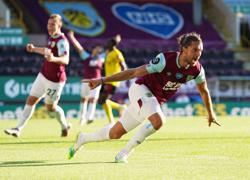 Burnley's Rodriguez sinks Watford further into trouble