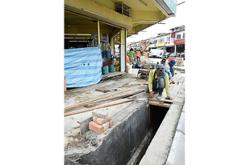 Drainage upgrade to ease flood woes