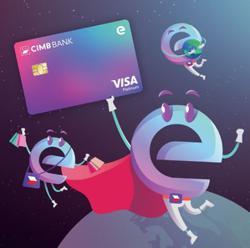 CIMB Bank unveils e credit card