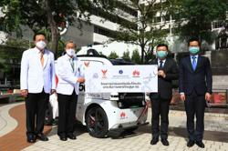 Thailand launches 5G self-driving car for medical delivery amid Covid-19