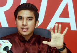Syed Saddiq shortlisted for Young Politician of the Year award