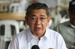 Why not dissolve Johor state assembly first, says Salahuddin Ayub