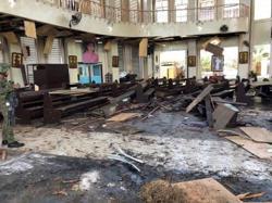 Four Islamic State militants killed near Philippine capital