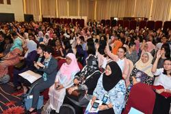 Johor English language conference postponed