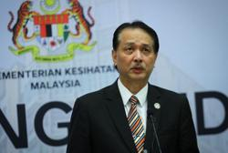 Health DG praises Malaysians for country's success