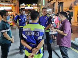 Almost 3,500 people visit Melaka's Jonker Walk during first day of reopening trial run