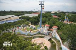 Thailand's popular theme park Dream World reopens, measures in place to prevent Covid-19