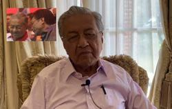 Support Shafie as PM and you support me, says Dr Mahathir in viral video