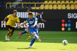 Kramaric scores all four as Hoffenheim stun Borussia Dortmund