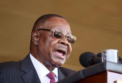 Facing defeat, Malawi president says election re-run had irregularities