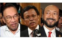 Shafie Apdal for PM9, says Dr M