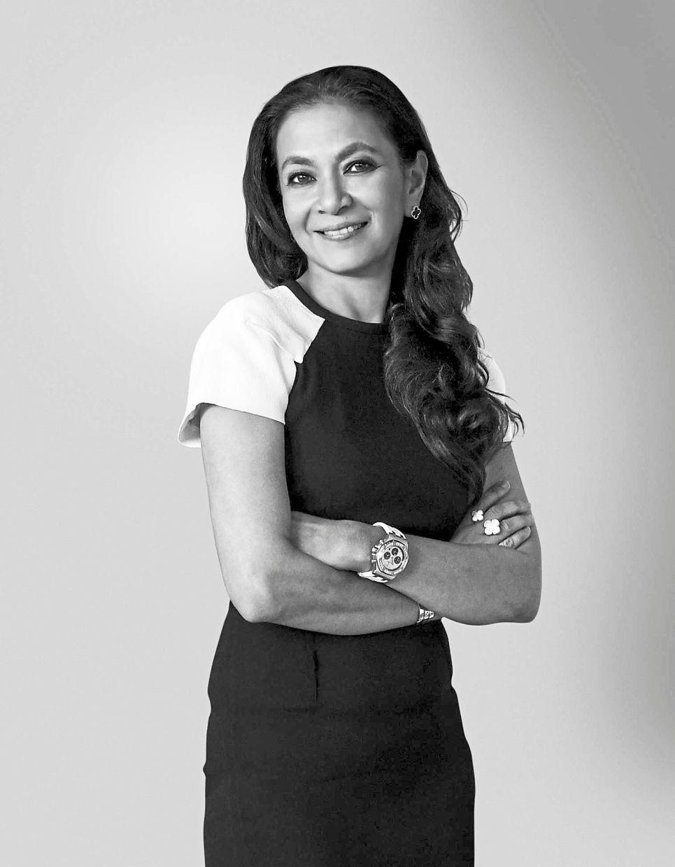M&C Saatchi Malaysia CEO and founding partner Datin Seri Sharifah Menyalara