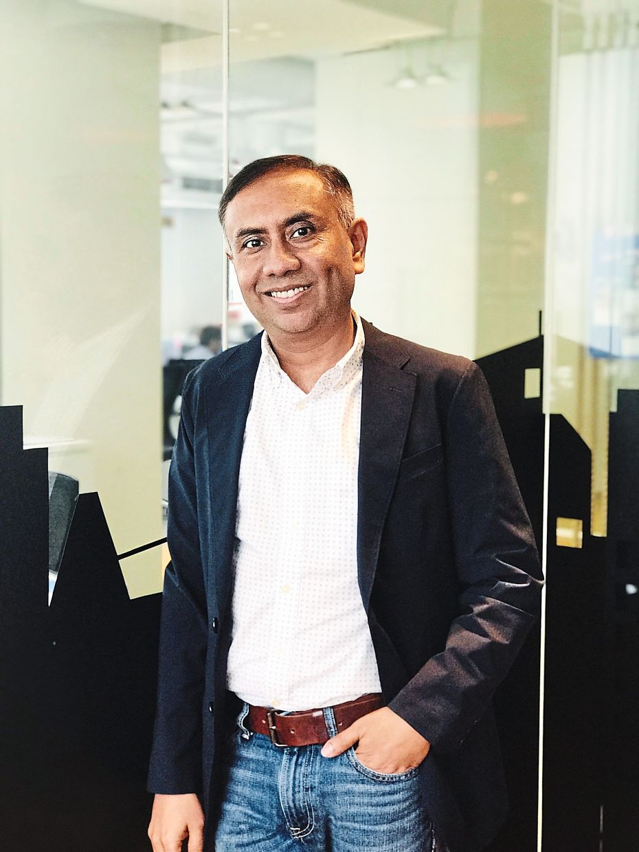 GroupM Malaysia CEO Chanchal Chakrabarty