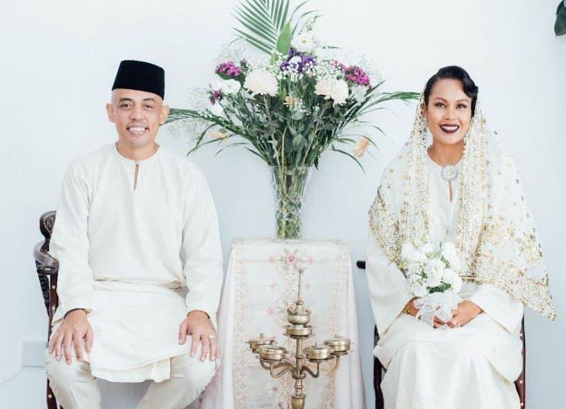 Malaysian Rapper Joe Flizzow Weds Marini Ramlan 15 Years After