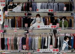 Japan's May retail sales fall sharply as lockdown measures hit demand