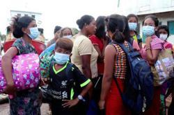 UN warns of 'intensified fighting' in Myanmar's Rakhine state
