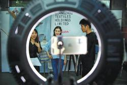 Canton e-Fair revives global supply chain