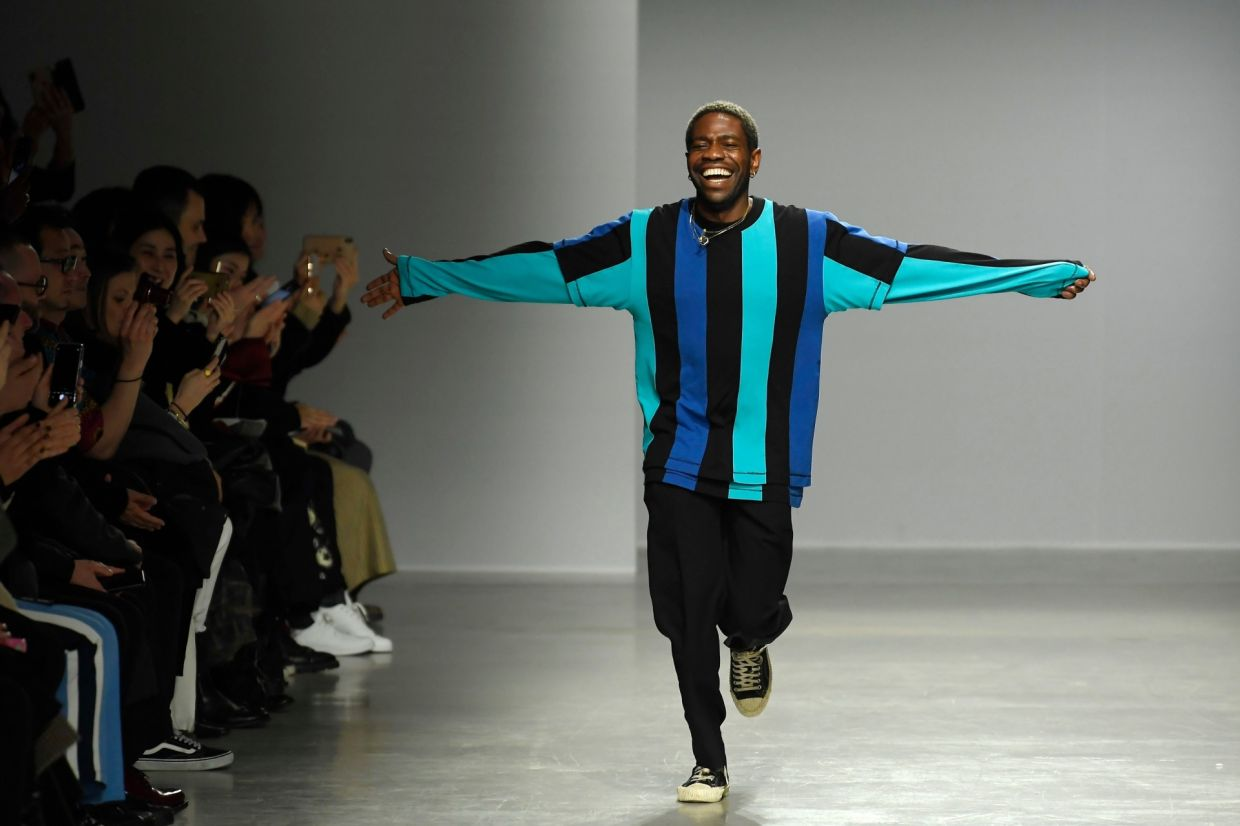 Meet Kenneth Ize The First Black Designer To Partner The Karl Lagerfeld Brand The Star