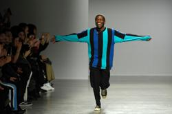Meet Kenneth Ize, the first black designer to partner the Karl Lagerfeld brand