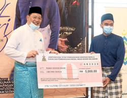 RM150,000 for Selangor shelters