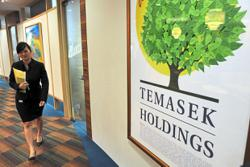 Temasek eyes Keppel results