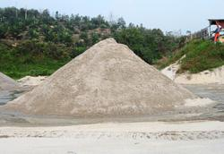 Time to stop sand exports