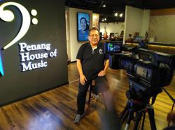 Preserving Malaysia's music history: Paul Augustin is a man on a mission
