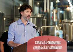 Canada over worst of coronavirus outbreak, U.S. spike a cause for concern - Trudeau