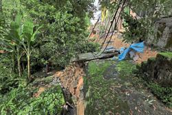 MPAJ: Many private owners of hilly land don't take timely action to prevent landslip