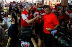 Singapore polls: PM's brother Hsien Yang not contesting