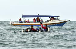 Bachok boat tragedy: Search for three missing anglers resumes Wednesday (July 1) morning