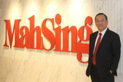 Mah Sing confident of achieving RM1.6bil target