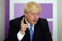 Johnson vows 'new deal' to rebuild post-virus UK