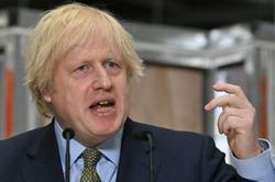 Johnson tells Israel - do not annex parts of the occupied West Bank