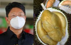 Chinese Ambassador Bai Tian turns Musang King promoter on social media