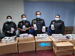 Fake Casio calculators seized by Consumer Affairs Ministry