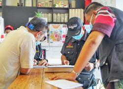 Eateries fined for breaching Covid-19 safety guidelines in Brunei
